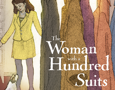 The Woman With a Hundred Suits - Children's Book