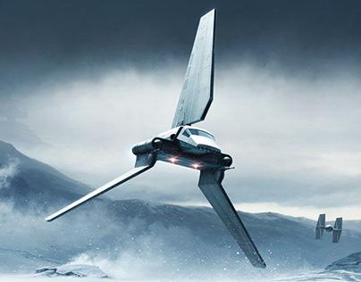 STAR WARS™ / The North Ridge