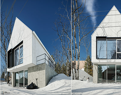 11 Snow-house |CGI Redesign