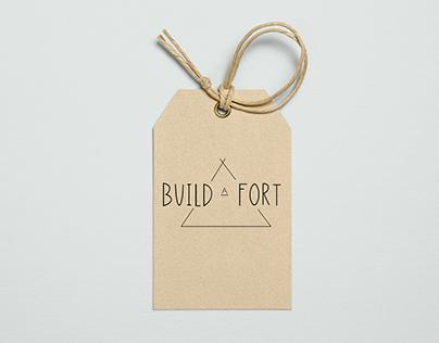 Logo Design - Build a Fort Kits
