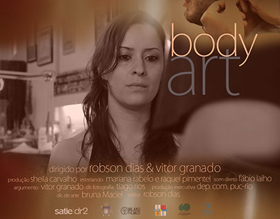 BODY ART -   Réalisateur