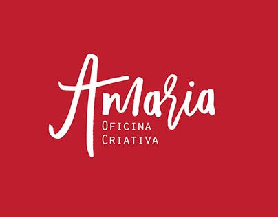 Marca - Amaria Oficina Criativa