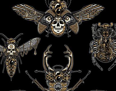 Yokai Entomology