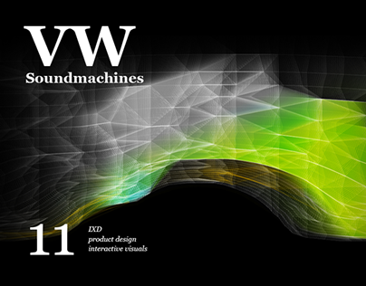VOLKSWAGEN Soundmachines ~ The Product