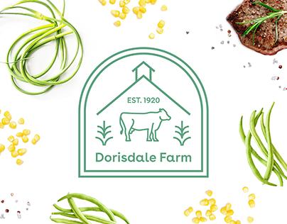 Dorisdale Farm Rebrand