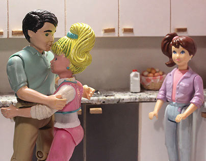 Perfect Children of Divorce - Stop Motion