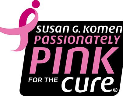 Susan G. Komen Passionately Pink Events