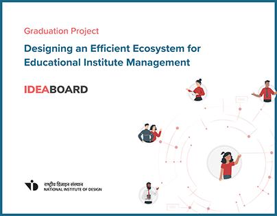 Graduation Project - IdeaBoard