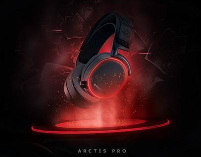 Arctis Pro Advertisement