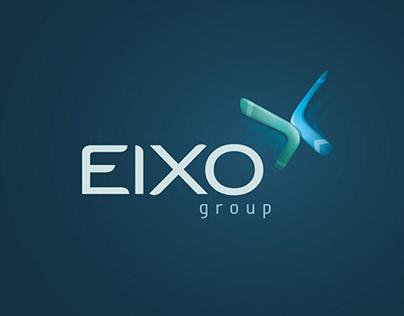 Eixo Group - Visual Identity and Branding