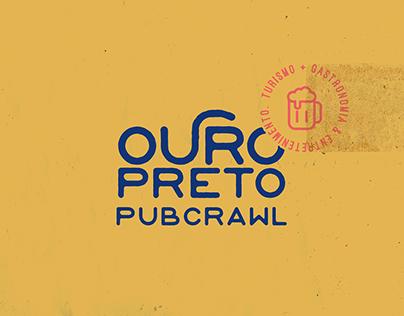 Ouro Preto Pubcrawl | Concept | 2017