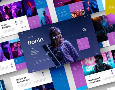 Ronin Multipurpose Template