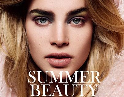 Summer Beauty | Ellements Magazine
