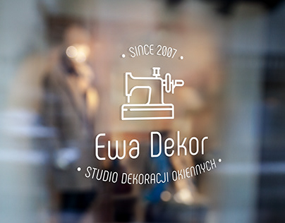 Logotyp Ewa Dekor