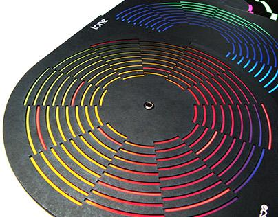 Lone Vinyl Cover