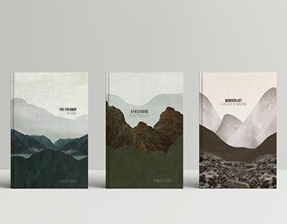 Rebecca Solnit - Book Covers