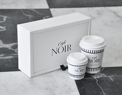 Cafe Noir rebranding (Qatar)