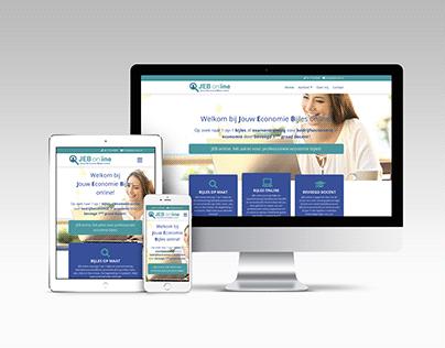 Website JEB online