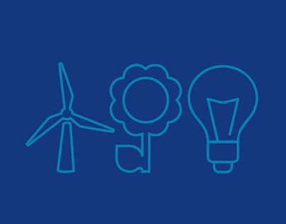 """""""Vento Solar"""" logo"""