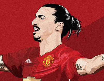 Zlatan Ibrahimovic #9