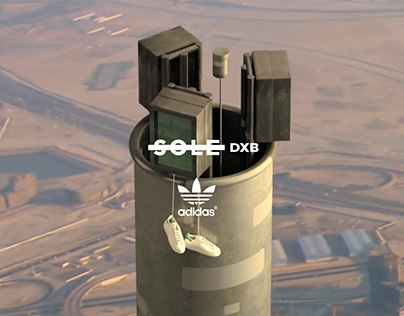 Adidas Sole DXB Teaser