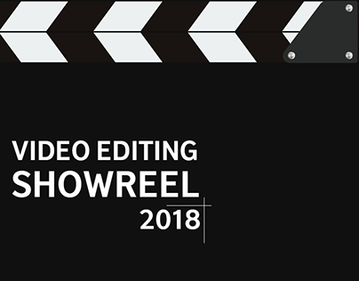 Video editing showreel