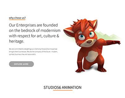 BroadVision Group Website Design
