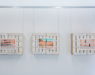 Exhibition - MOROCCO : New Vision in wooden crates.
