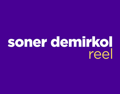 Soner Demirkol // Reel