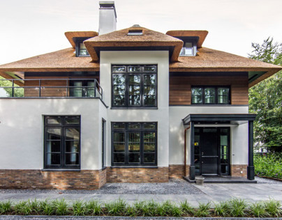 Villa zeist the netherlands on behance