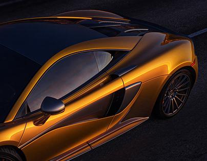 McLaren 570s CGi