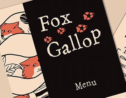 Brand   Fox Gallop Specialty Cafe