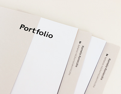 Portfolio / Self presentation