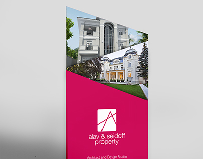 Alav&Seidov Property Creative Booklet