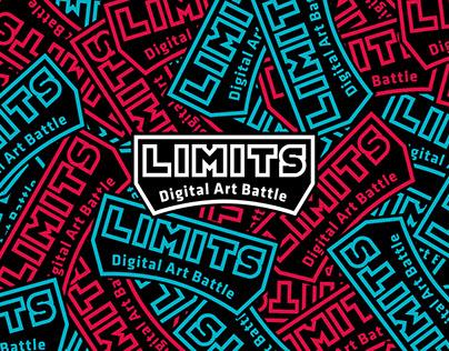 LIMITS Digital Art Battle World Grand Prix Main Visual