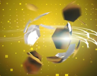 Sports Title 3D Motion Graphics