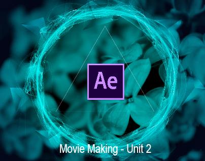 Movie Making Unit 2
