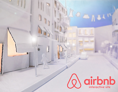 Airbnb interactive site