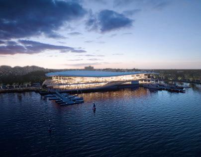3XN - The new Sydney Fishmarket