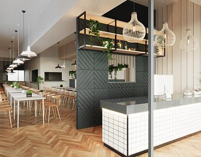 3D - Tropical Restaurant KL