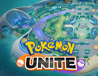 Pokemon Unite - Aeos Island