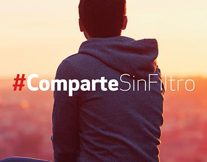 Canon - #ComparteSinFiltro