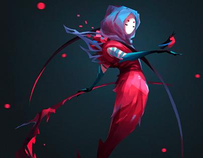 Tori | Character design