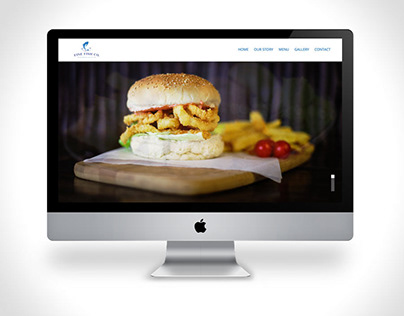 Fine Fish Co website