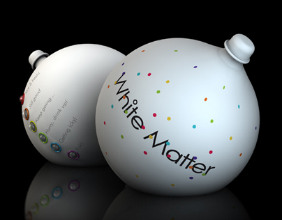 White Matter - Milk Packaging & Branding