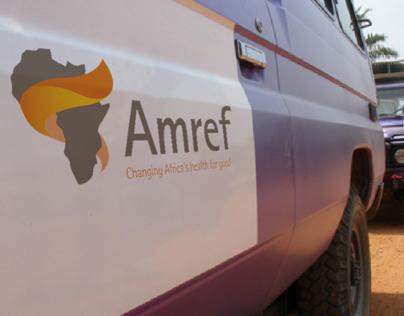 Amref Brand Identity