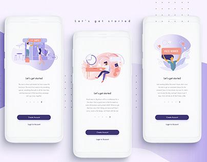 Mobile App - Visit