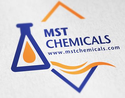 MST Chemicals Logo