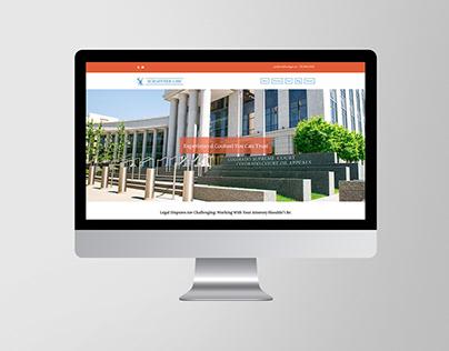 Schaffner Law Website