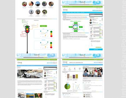 Intranet Chemie 2018 - Diseño UX/UI